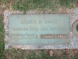 Lockie <i>Dinkins</i> Davis