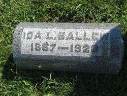 Ida B. <i>Laney</i> Ballew
