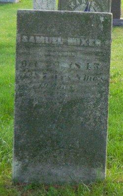 Samuel Mixer