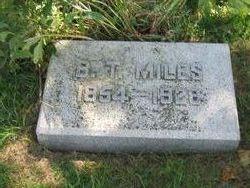 Benjamin T. Miles