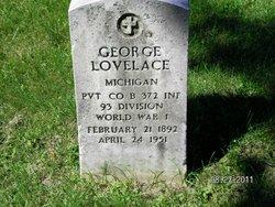George W Lovelace