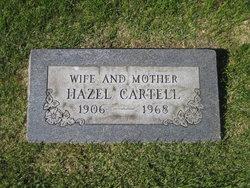 Hazel Florence <i>Johnson</i> Cartell