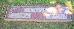 Norval Sherman Biggs, Sr