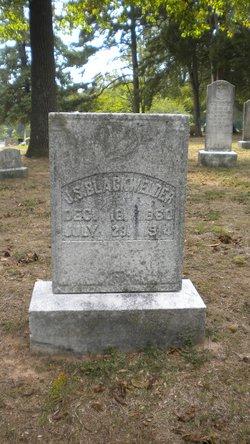 Joseph Sidney Blackwelder