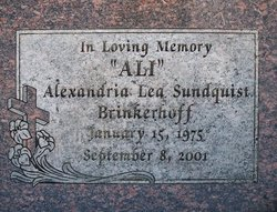 Alexandria Lea Ali <i>Sundquist</i> Brinkerhoff