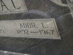 Addie Louella <i>Alley</i> Beal