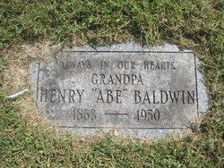 Henry Absalom Abe Baldwin