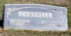 Lawrence M Campbell