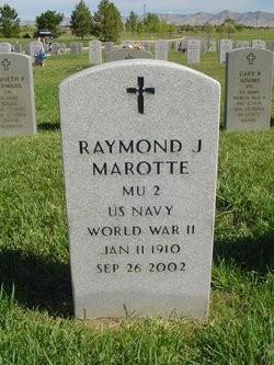 Raymond John Marotte