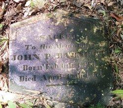 John P. Barnett