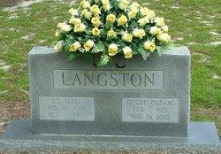 Dessie <i>Cusaac</i> Langston