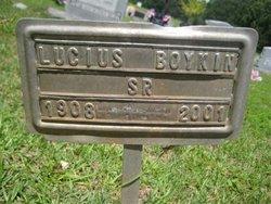 Lucius Boykin, Sr