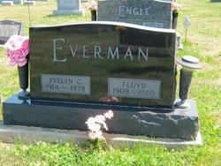 Evelyn <i>Gillman</i> Everman
