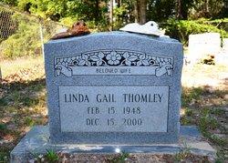 Linda Gail <i>Inman</i> Thomley