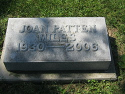 Joan <i>Patten</i> Miles