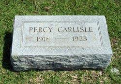 Percy Carlisle