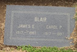 James E Blair