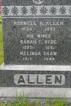 Roswell Hall Allen