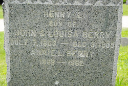 Henry Locker Berry