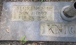 Florence L Knight
