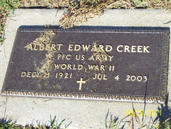 Albert E. Creek