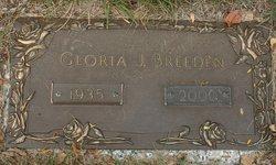 Gloria Jean <i>Miller</i> Breeden