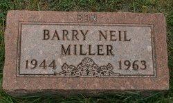 Barry Neil Miller
