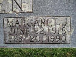 Margaret J. Allen