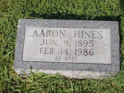 Aaron Hines