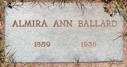 Almira Ann Ballard