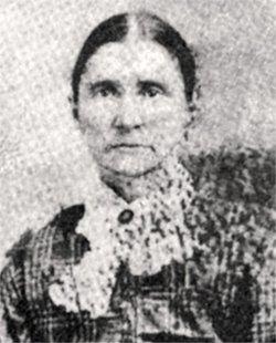Elizabeth Foster <i>Bragg</i> James