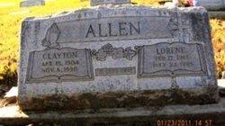 Clayton Allen