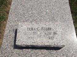 Irma C. Busby