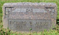 Richard W Alkire