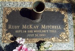 Ruby McKay Mitchell
