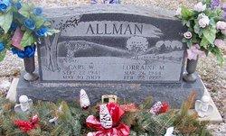 Lorraine M. <i>Heater</i> Allman