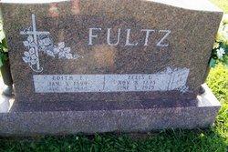 Edith Emily <i>Martin</i> Fultz