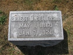 Ernest O Belle-Isle