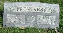 Arthur H Frentress