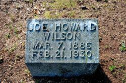 Joe Howard Wilson
