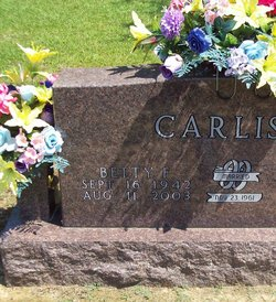Betty F. Carlisle
