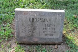 Bertha Grossman