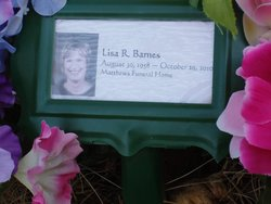 Lisa R. <i>Gilliland</i> Barnes