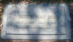 Bessie May Bond