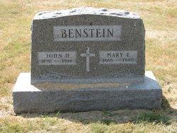 Mary E Benstein
