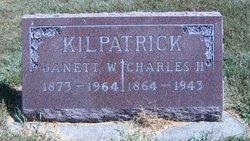 Janett W Kilpatrick