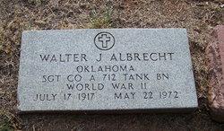 Walter J. Albrecht