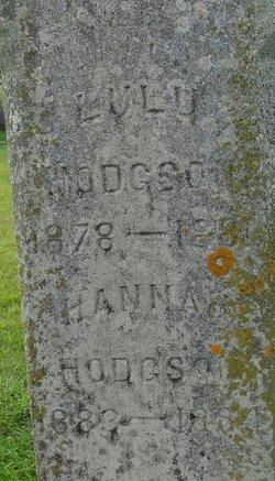 Hannah Hodgson