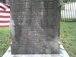 Corp James H Brown