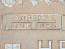 Andrew J Hendrix